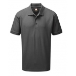 Next Graphite Wicking Poloshirt with Next Distribution Embroidery Image